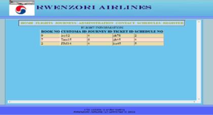 Flight Information Interface