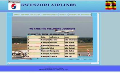 Journey Interface
