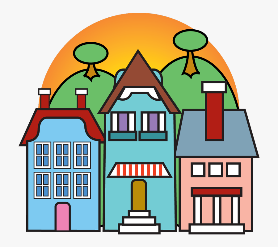 selling your neighborhood barangay hall clip art