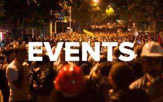 Event Management System Capstone Project Document